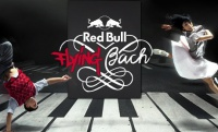 "Постановка ""Red Bull Flying Bach"" в Казани."