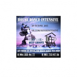 House Dance Intensive/Deep Roots.